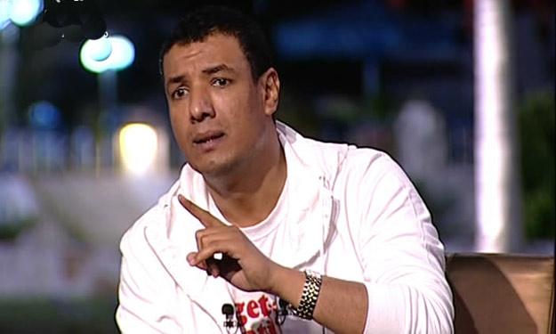 صورة هشام الجخ يتعرض لحادث سيارة