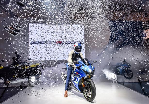 صورة سوزوكي تطلق الجيل الجديد من دراجتها GSX-R1000