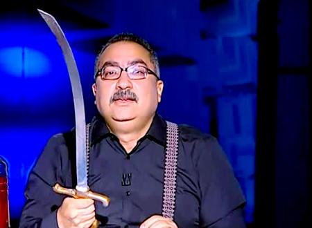 صورة بالفيديو.. تعليق«إبراهيم عيسى» بعد إعلان الرئيس عن إنتحاري البطرسية