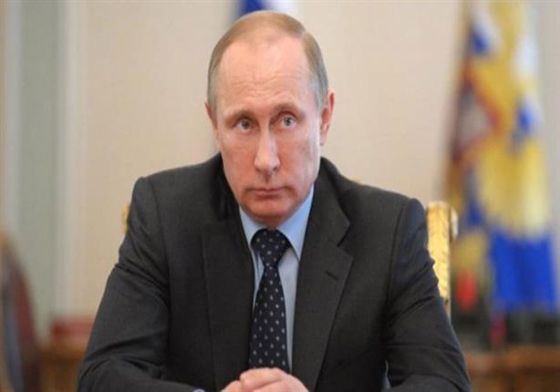 صورة مباشر.. بوتين يعلن عن ترشحه للانتخابات الرئاسية 2018