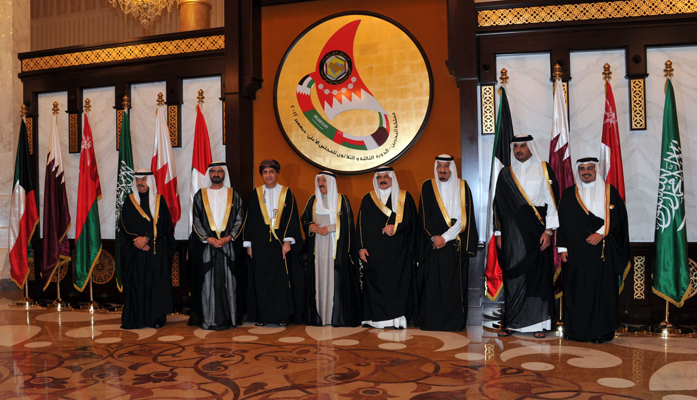 صورة بدء أعمال الجلسة الختامية لقمة مجلس التعاون الخليجي الـ37