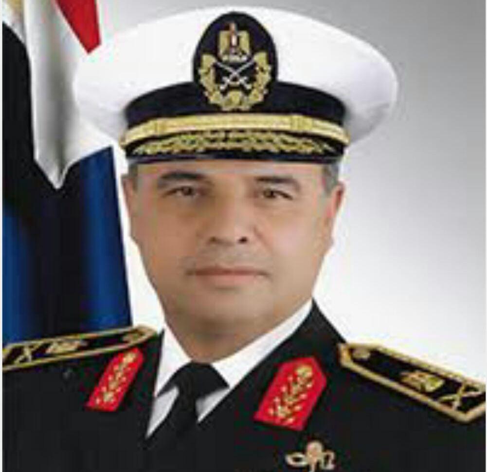 صورة السيرة الذاتية لقائد القوات البحرية الجديد