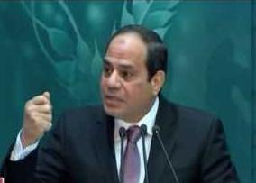 صورة السيسي للمسؤلين: «يعني ايه حد قريب من وزير يتجامل.. إزاي تقبلوا علي نفسكو كدا»