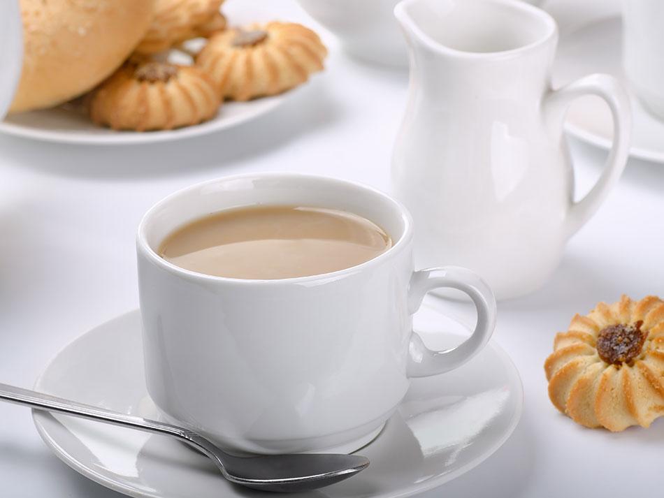 صورة بشرى سارة لمحبي الشاي باللبن