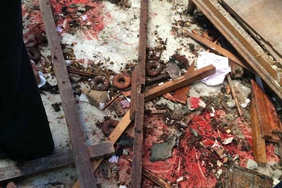 صورة النائب العام يكلف بفتح تحقيق عاجل في انفجار الكاتدرائية