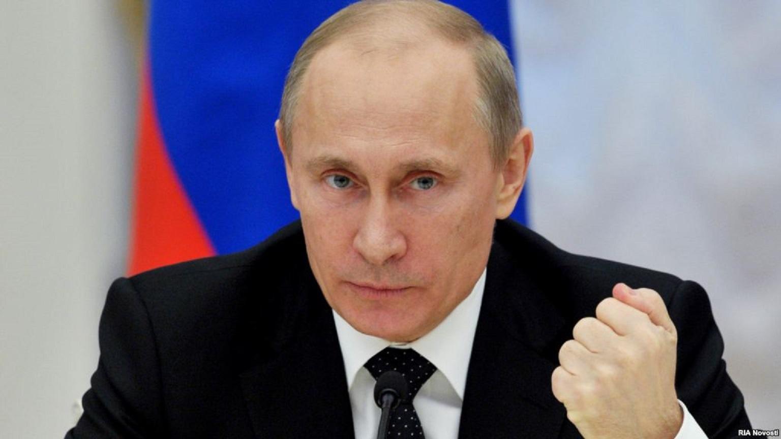 قرار بوتين بعد خروج روسيا من كأس العالم