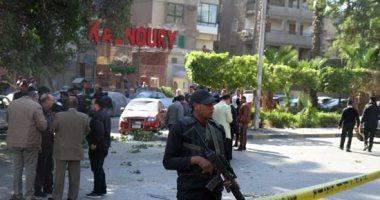انفجار الهرم.. إرهابيون استهدفوا كمينا أمنيا بالطالبية.. واستشهاد 6 من رجال الشرطة