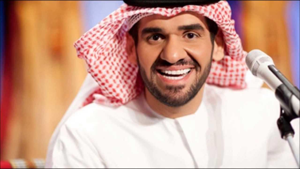 صورة حسين الجسمي يغني كلمات حاكم دبي