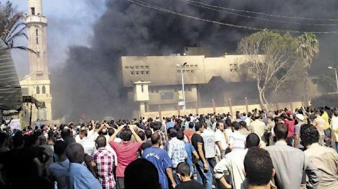 صورة حصاد أحداث العنف في مصر عام 2016