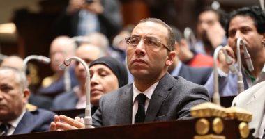 صورة خالد صلاح من البرلمان: أزمة الصحافة الحقيقية فى عدم الاهتمام بالصناعة
