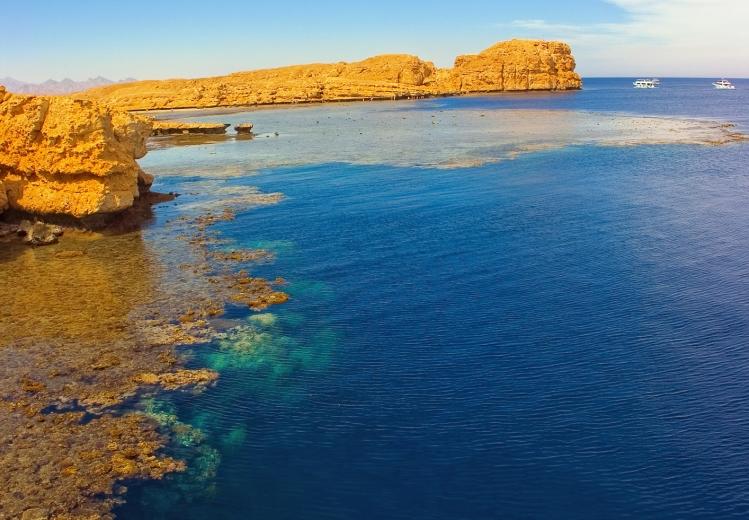 صورة البحوث الأثرية : تكشف عن مكان لقاء نبي الله موسى بالسيد الخضر منذ 3200 سنة فى شرم الشيخ