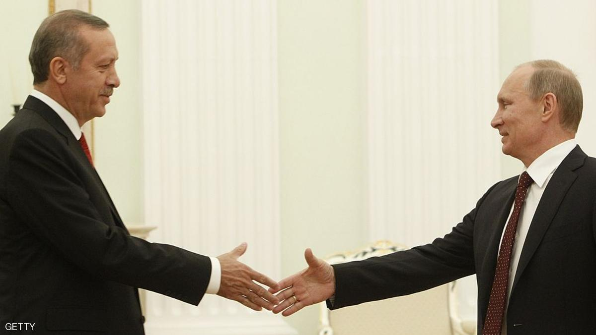 صورة بعد اغتيال السفير.. العلاقات الروسية التركية إلى أين؟