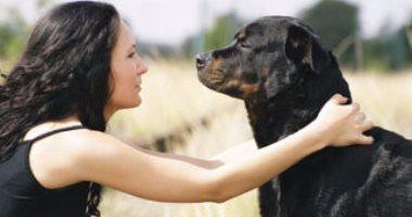 صورة زوجة تطلب الخلع من زوجها بسبب حبها لـ كلب