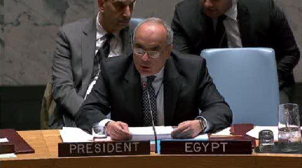 صورة مصر:  قرار الاستيطان الأسرائيلي يتعارض مع ضم أراضي بالقوة المسلحة