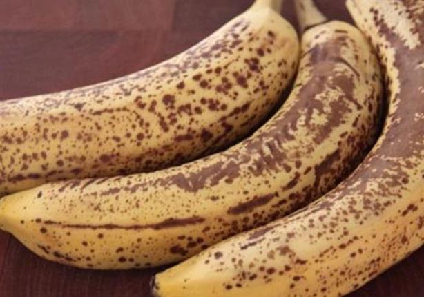 صورة فوائد غير متوقعه للبقع البنية فى الموز