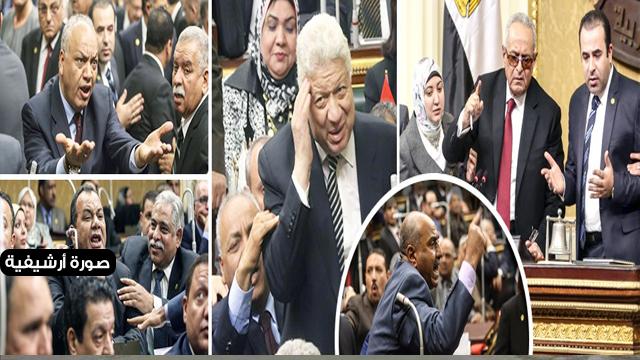 صورة مجلس النواب يهاجم الحكومة بسبب القروض