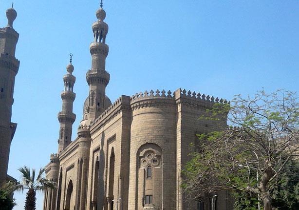 صورة بالصور.. المسجد الوحيد الذي جمع بين الصليب وآيات قرآنية