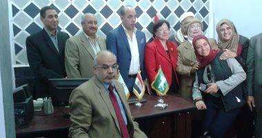 صورة بالصور.. افتتاح فرع جديد لجمعية «من أجل مصر» بههيا بحضور أعضاء البرلمان