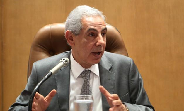 صورة وزير التجارة: تحسن عجز الميزان التجاري وتراجع الواردات 7 مليارات دولار