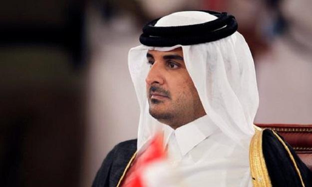صورة مفاجأة.. اتهام أمير قطر بتفجير الكنيسة البطرسية