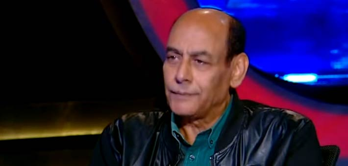 صورة أحمد بدير : لو ثبت أن تيران وصنافير مصريتين .. هأعتزل التمثيل
