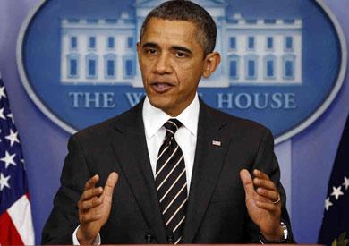 صورة أوباما يخرج عن صمته ويؤيد التظاهر ضد ترامب
