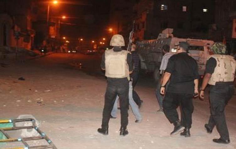 صورة استشهاد 4 عسكريين ومقتل 20 إرهابيًا في عمليات للجيش شمال ووسط سيناء