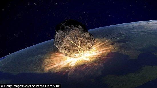 صورة عالم روسى: اصطدام كويكب بالكرة الأرضية منتصف فبراير.. ووكالة ناسا تنفى