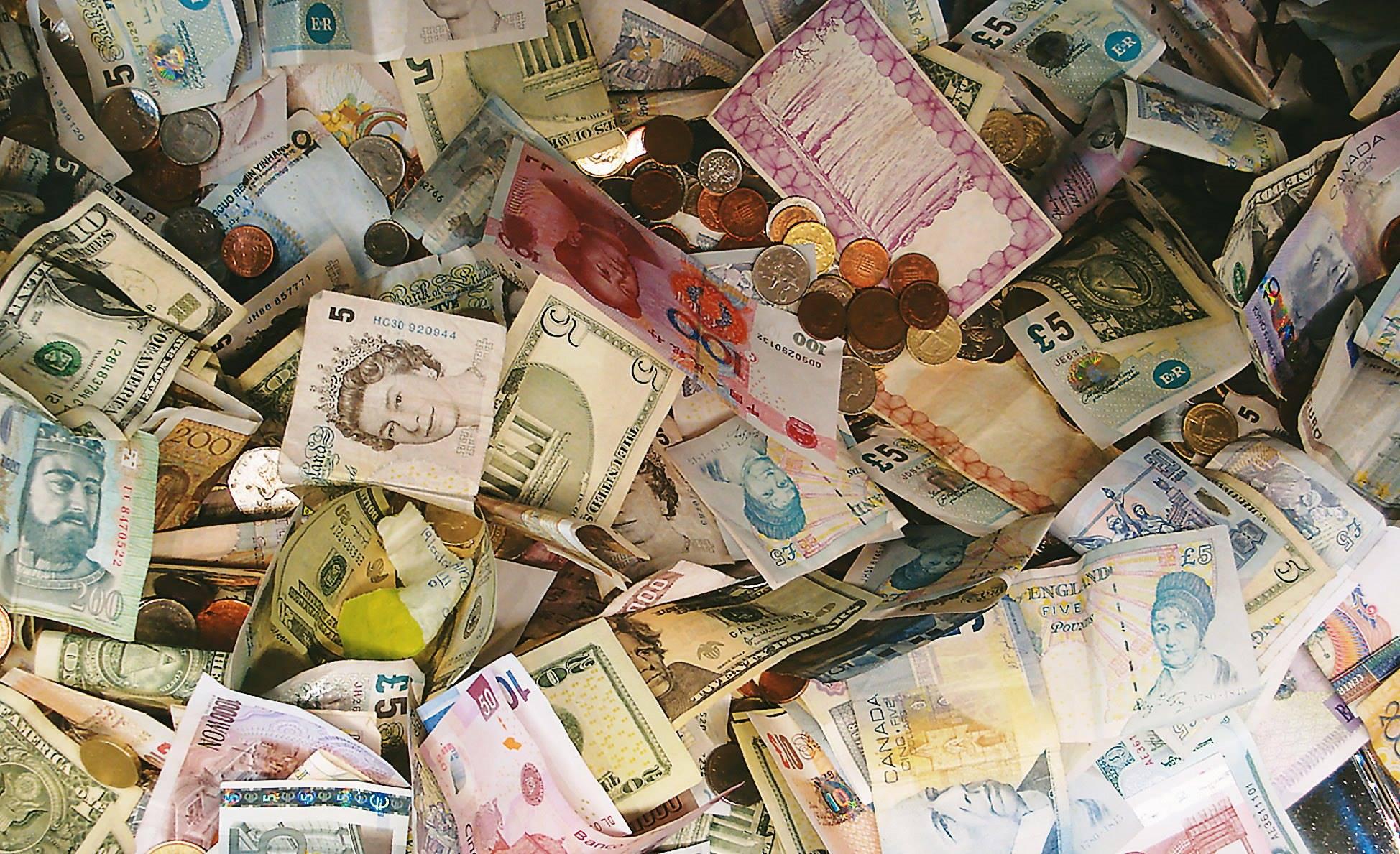 صورة أسعار العملات الأجنبية والعربية اليوم الخميس في مصر