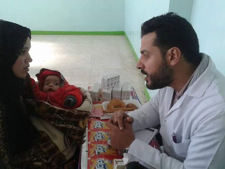 صورة بالصور .. جامعة الزقازيق تنظم قافلة طبية لأولاد صقر