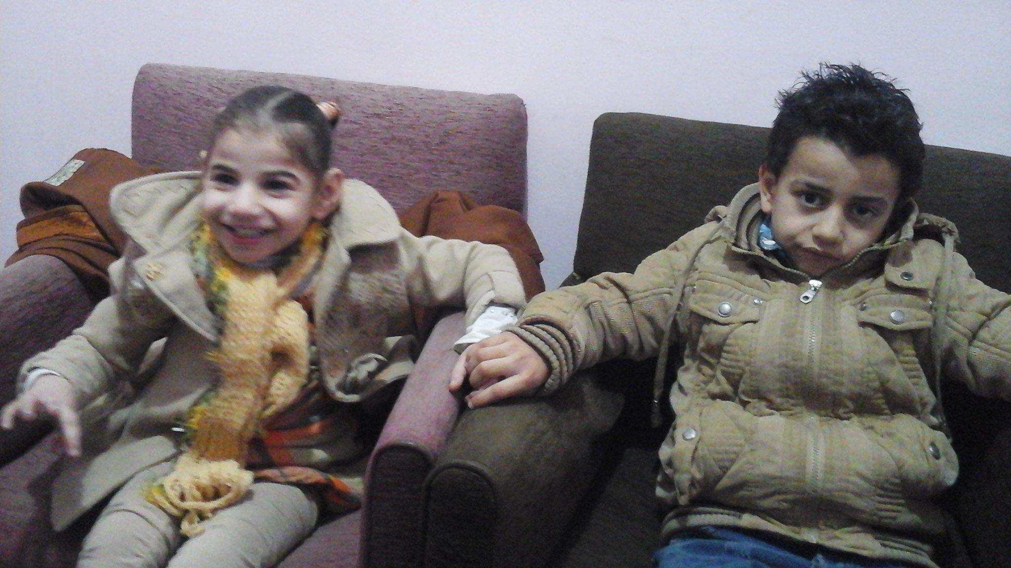 صورة بالصور.. مأساة أطفال مرضى «الهيموفيليا»
