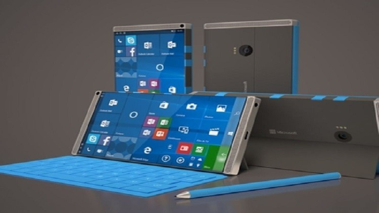 صورة مايكروسوفت: براءة اختراع قد تحدث ثورة في عالم الأجهزة المحمولة