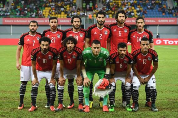صورة خطر الإيقاف يهدد ثنائي منتخب مصر حال التأهل للنهائي