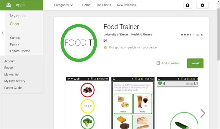 صورة تطبيق إلكتروني يقلل الوزن بدون ريجيم.. قريبًا