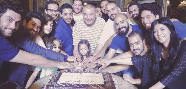 صورة تعرف على عدد حلقات مسلسل الأب الروحى.. صاحب الرقم القياسي في الدراما المصرية