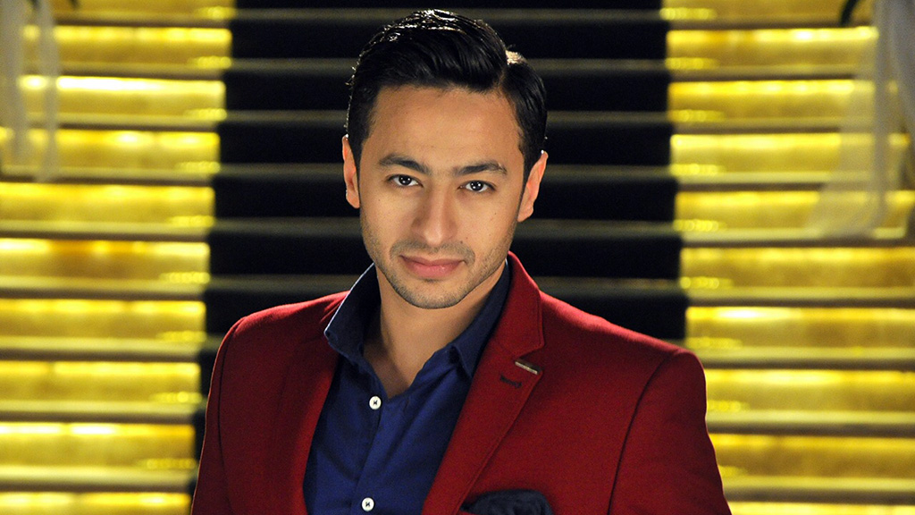 صورة حمادة هلال يعلن موعد طرح ألبومه الجديد «عيش باشا»