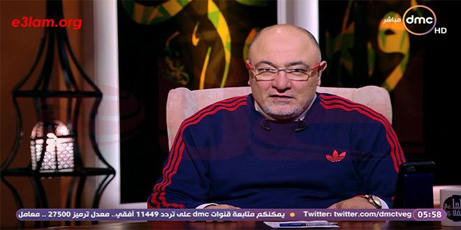 صورة خالد الجندي بالـ «adidas» في لعلهم يفقهون