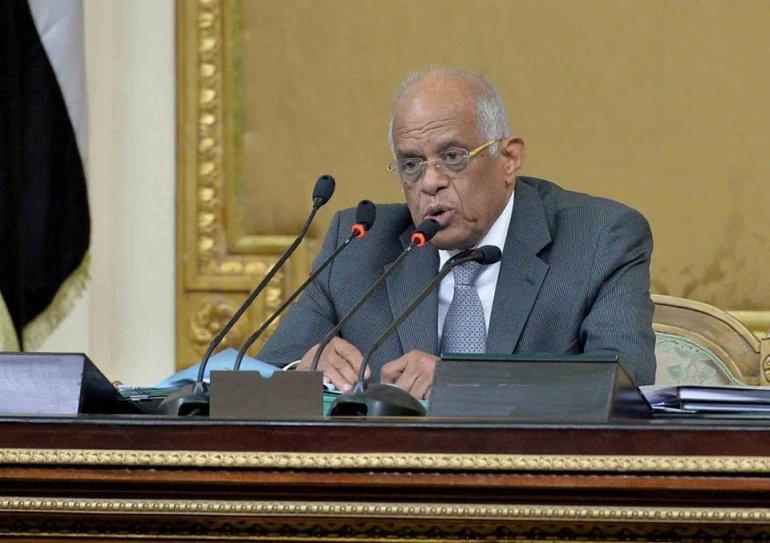 صورة النواب يحيل اتفاقية «تيران وصنافير» إلى «التشريعية»