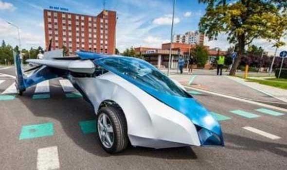 صورة سيارة «طيارة» تحارب زحام المدن وصديقة للبيئة.. قريبًا
