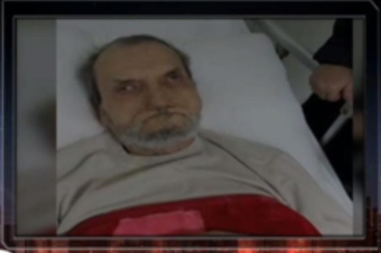 صورة الإعتداء على مواطن مصرى فى الكويت ومتواجد فى المستشفى منذ عامين