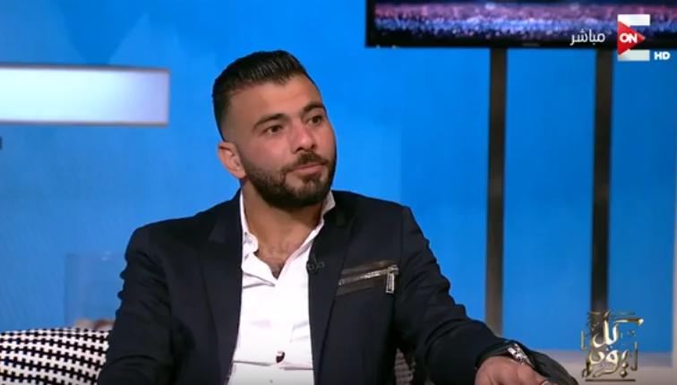 صورة بالفيديو.. عماد متعب يكشف الحالة الوحيدة التي سيغادر فيها النادي الأهلي