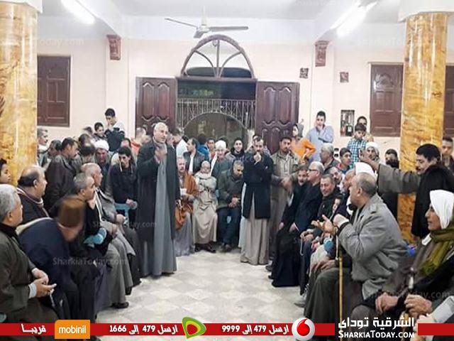 صورة بالفيديو.. مبادرة لتيسير الزواج بقرية النعامنة في منيا القمح