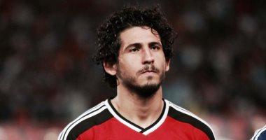 صورة كوبر يعلن جاهزية أحمد حجازي لأولى مبارياته في أمم إفريقيا
