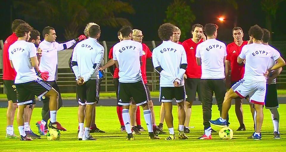صورة قرار مفاجئ من الكاف قبل مباراة مصر وبوركينا فاسو
