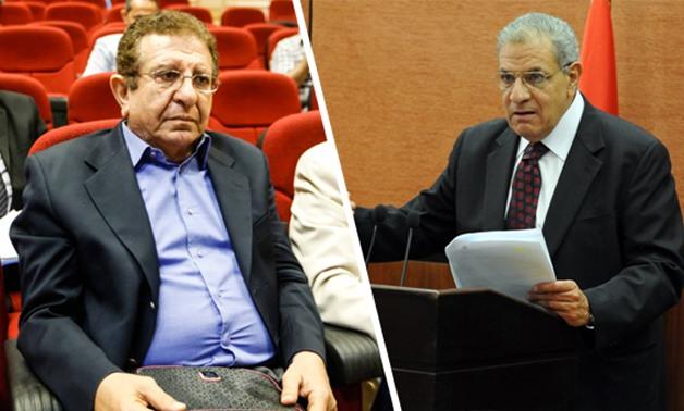 صورة وكيل إسكان البرلمان يطالب إبراهيم محلب بتقديم خطة استرداد الأراضى لمجلس النواب