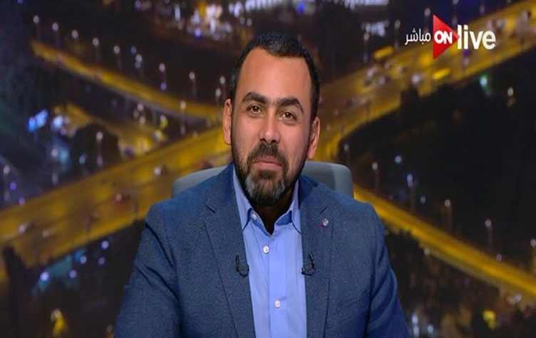 صورة بالفيديو.. يوسف الحسيني: «لما الإعلام يقولك استحمل قوله تعالى اصرف عليا أنت»