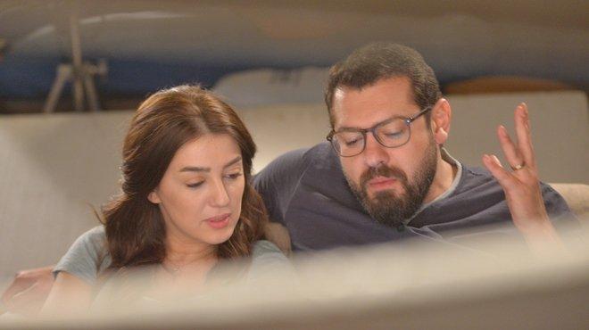 صورة الصور الأولى لحفل زفاف عمرو يوسف وكنده علوش