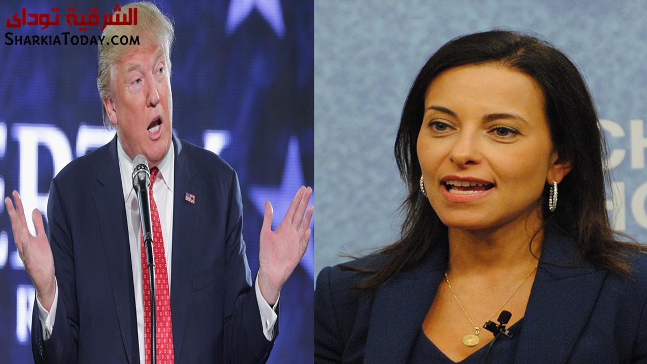 صورة بالفيديو .. تعرف على المصرية مستشارة رئيس أمريكا الجديد