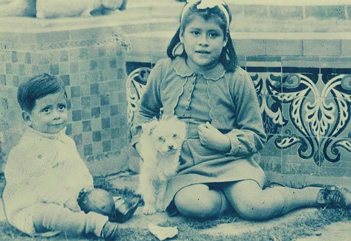 صورة قصة «أصغر أم في العالم»: أنجبت في عمر الخامسة واعتقد الأطباء أنها تعاني من ورم