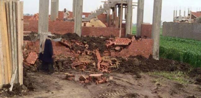 صورة بالصور .. إزالة «301» حالة تعدي على الأراضي الزراعية بالشرقية